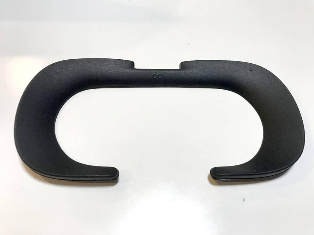 眼鏡スペーサー表面