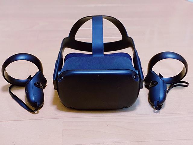 oculus-quest正面