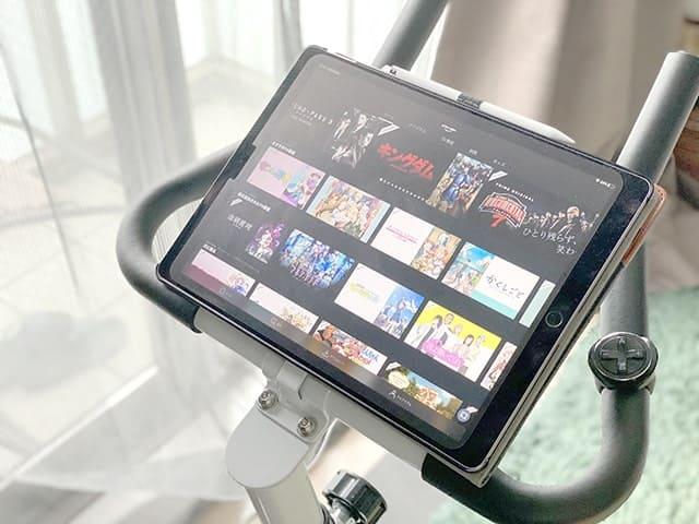 HG-YX-5006とiPad