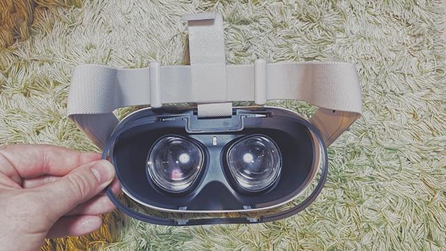 Oculus Quest2メガネスペーサー