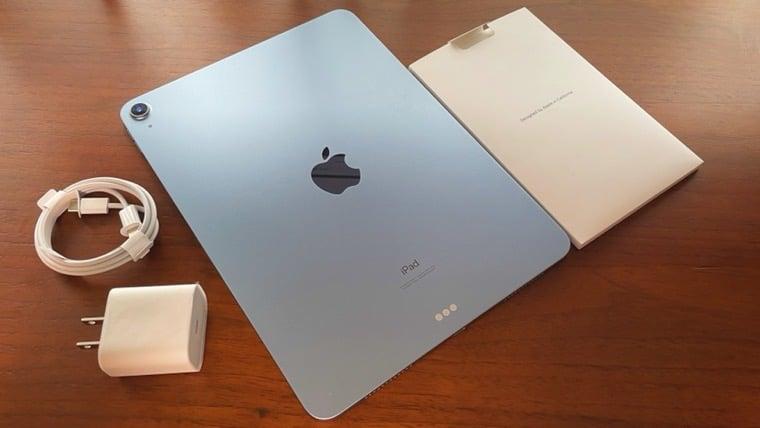 iPad-Air4スカイブルー