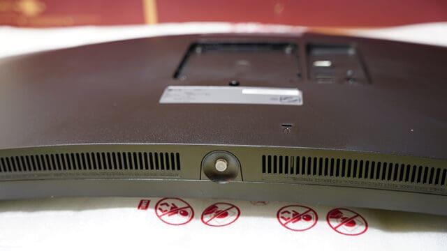 34WP60C-B操作ボタン