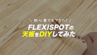 flexispot-diy