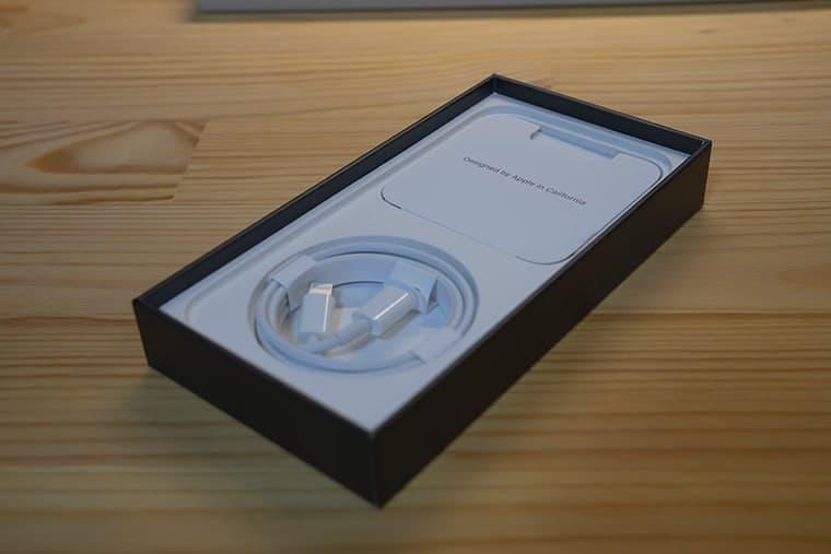 iPhone13pro同梱物